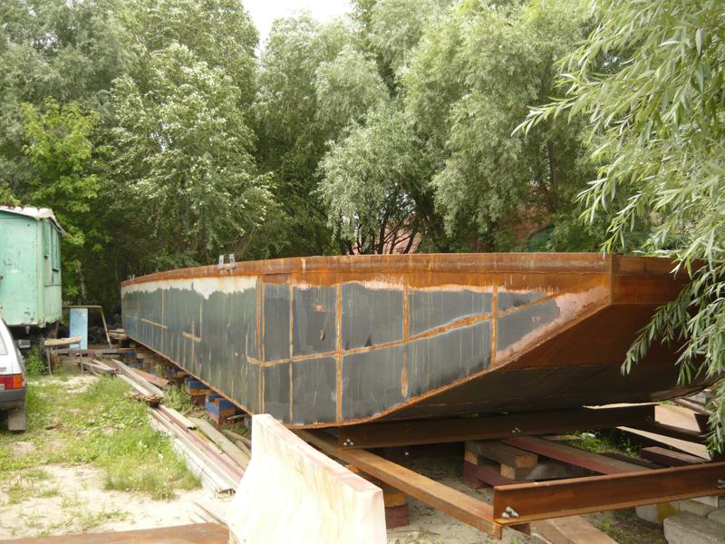 строительство лодок в тюмени